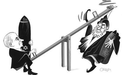 Qui a peur de l'homme perse? Déconstruction de la psychose autour du nucléaire iranien [Partie 4]