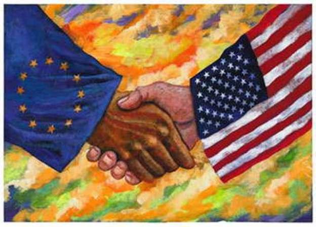 La marche forcée vers un grand marché transatlantique unifié