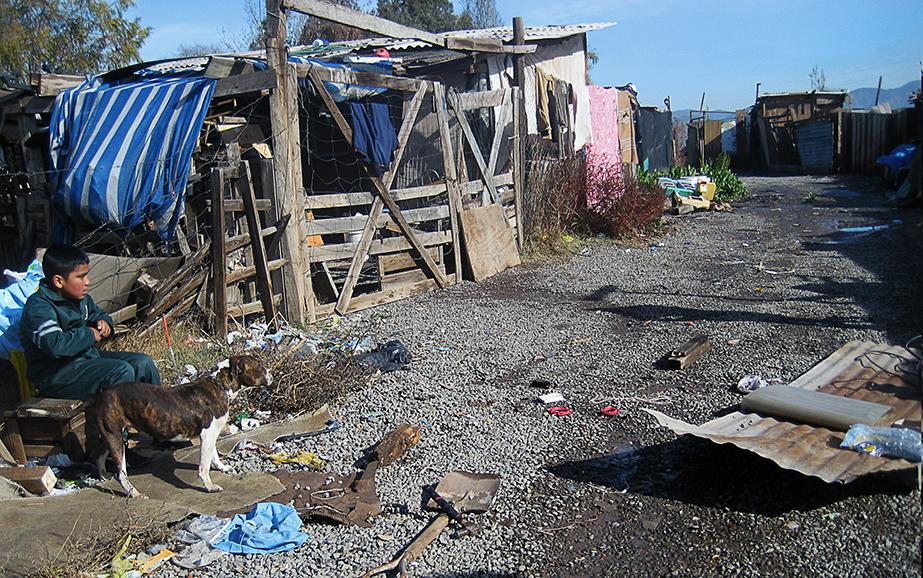 Le Chili: un des pays les plus inégalitaires du monde