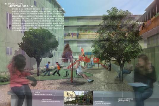 Image 3: projet de rénovation de blocks. © D. Magat