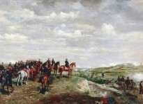 Napoléon III à Solférino (1864), par Jean-Louis-Ernest Meissonier