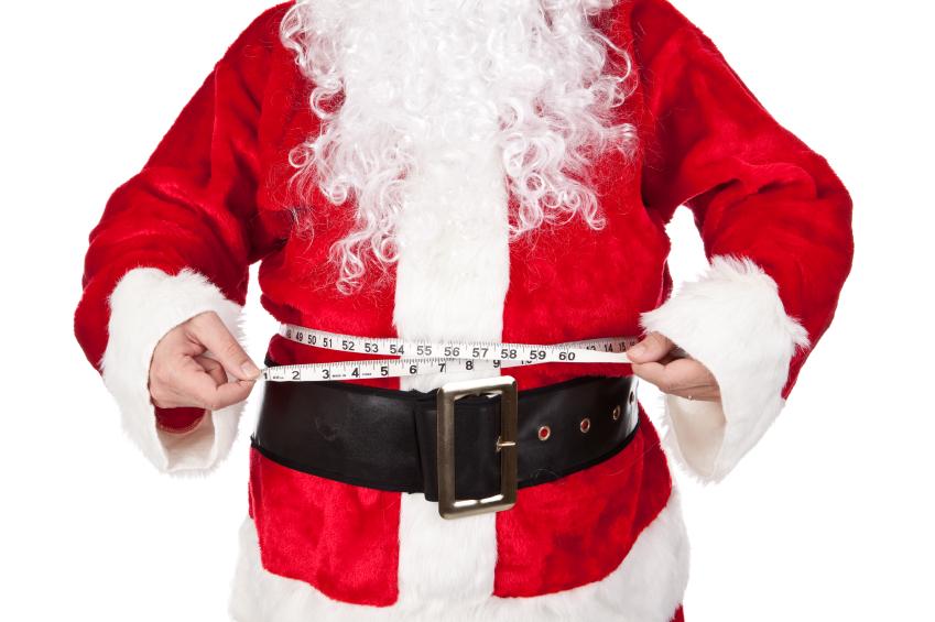 A quand l'image d'un Père Noël vert et obèse ?