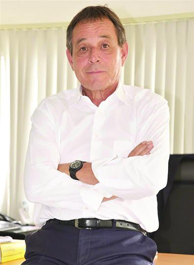 Jean-Luc Virchaux, ambassadeur de Suisse en Haïti © Coopération suisse en Haïti