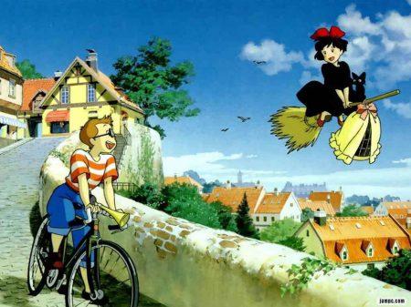 jet d'encre Hayao Miyazaki est-il vraiment féministe ?