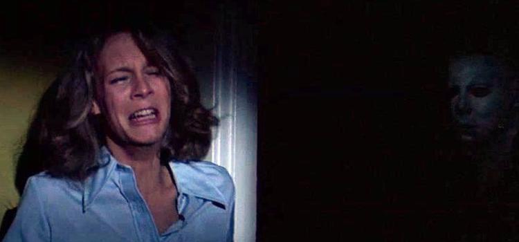 """Image tirée du film """"Halloween"""" réalisé par John Carpenter en 1978."""