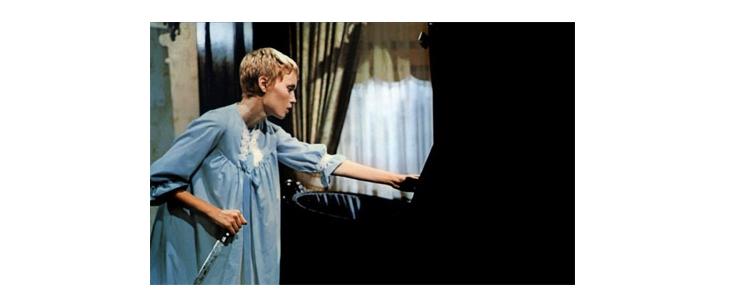 """Image tirée du film """"Rosemary's Baby"""" réalisé par Roman Polanski en 1968."""