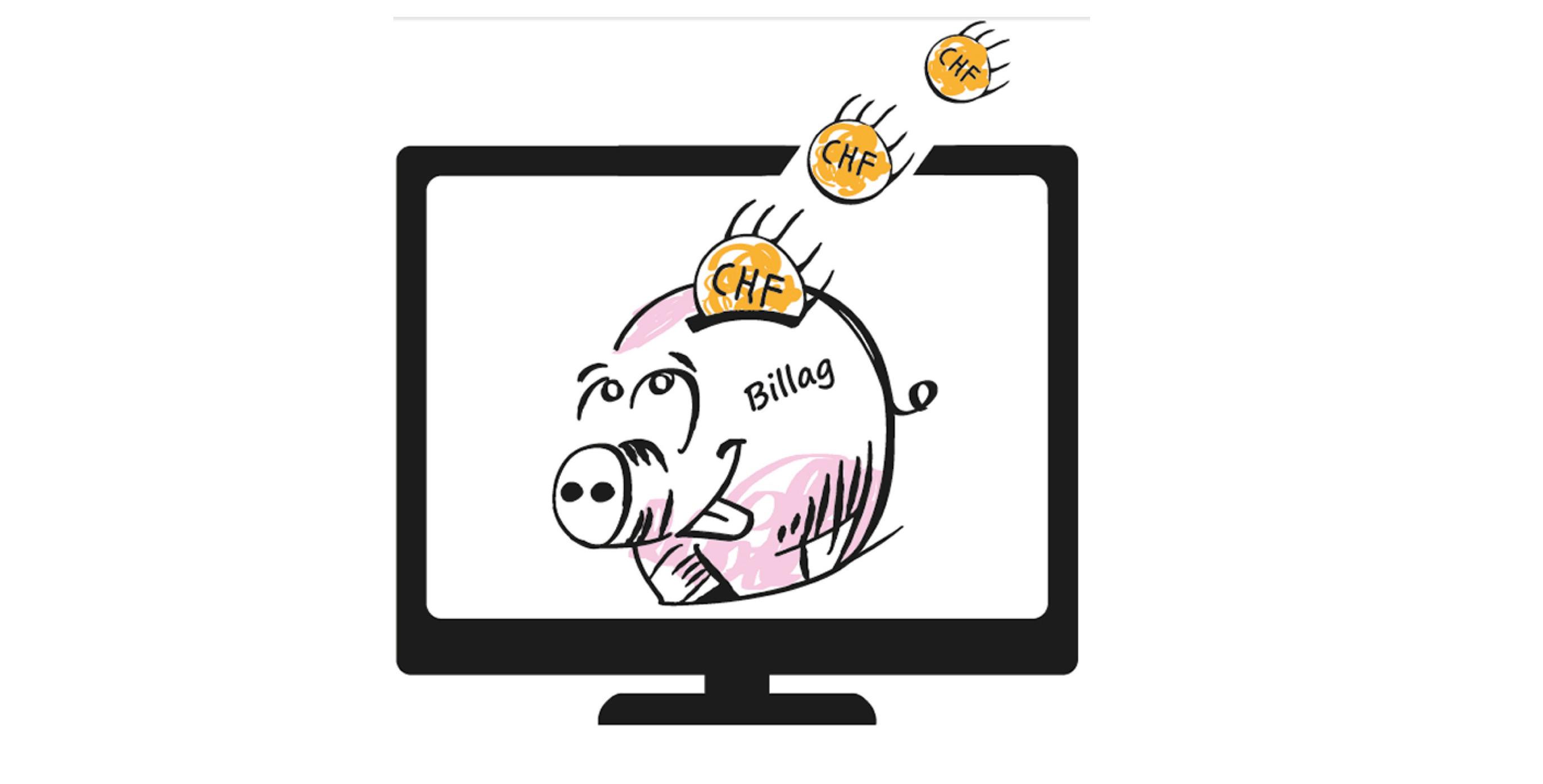"""Image d'illustration de l'initiative """"No Billag"""""""