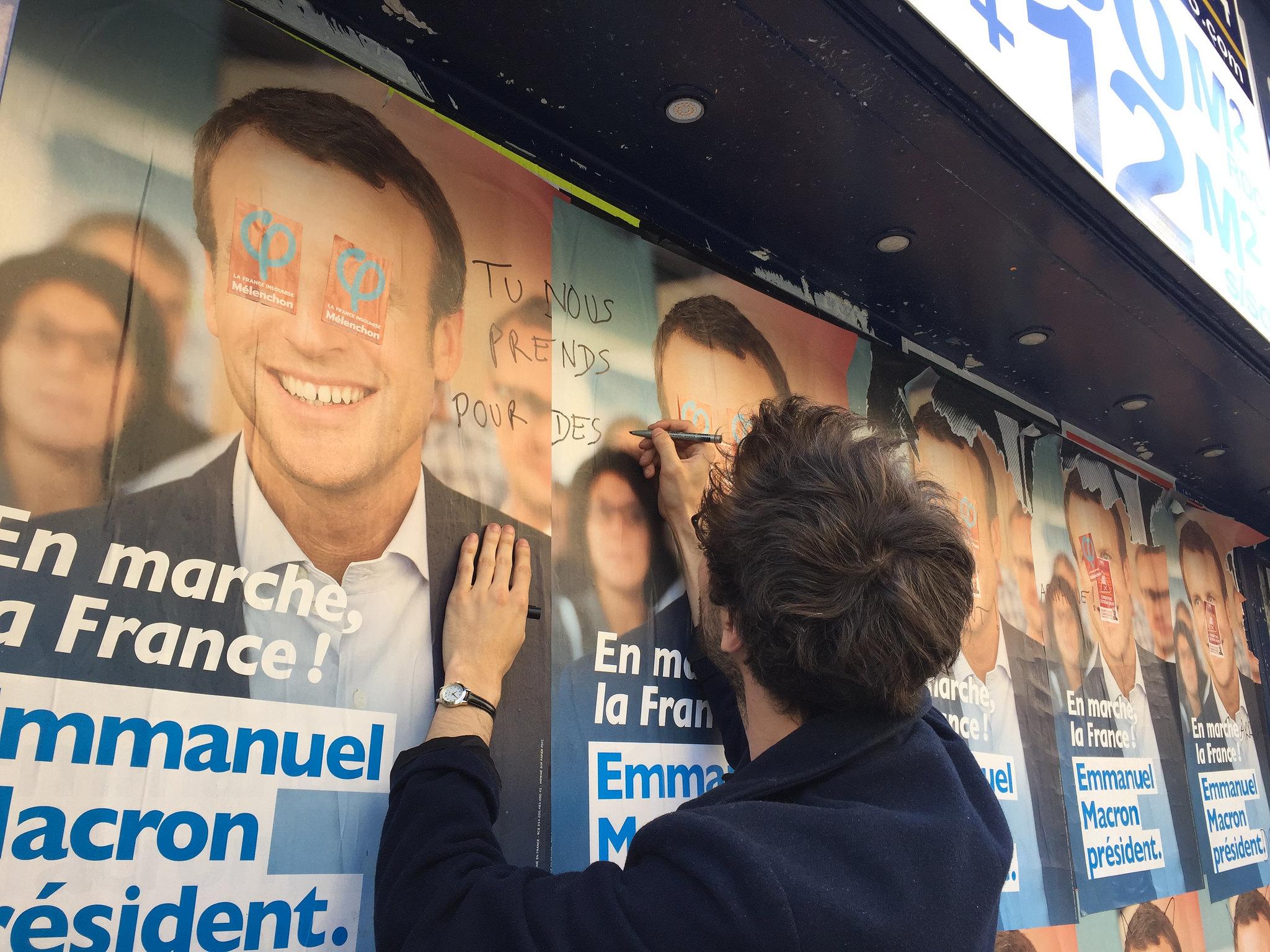 Les partisans du « ni–ni » mettent Le Pen au pouvoir