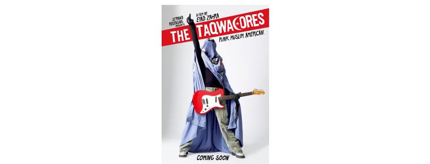"""Affiche du film """"The Taqwacores"""" réalisé par Eyad Zahra en 2010."""