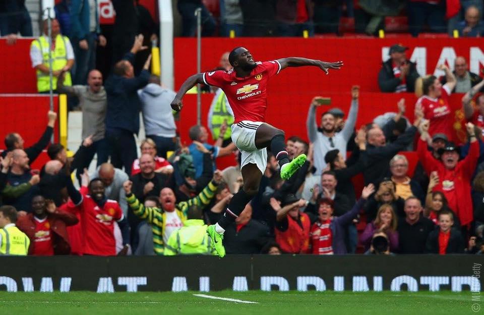 Romelu Lukaku, victime d'un chant de supporters à sa gloire