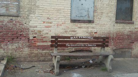 jet d'encre Lutte contre le trafic de drogues à Baltimore, une guerre discriminatoire
