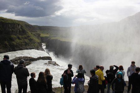 jet d'encre L'Islande : terre de feu, de glace et de touristes