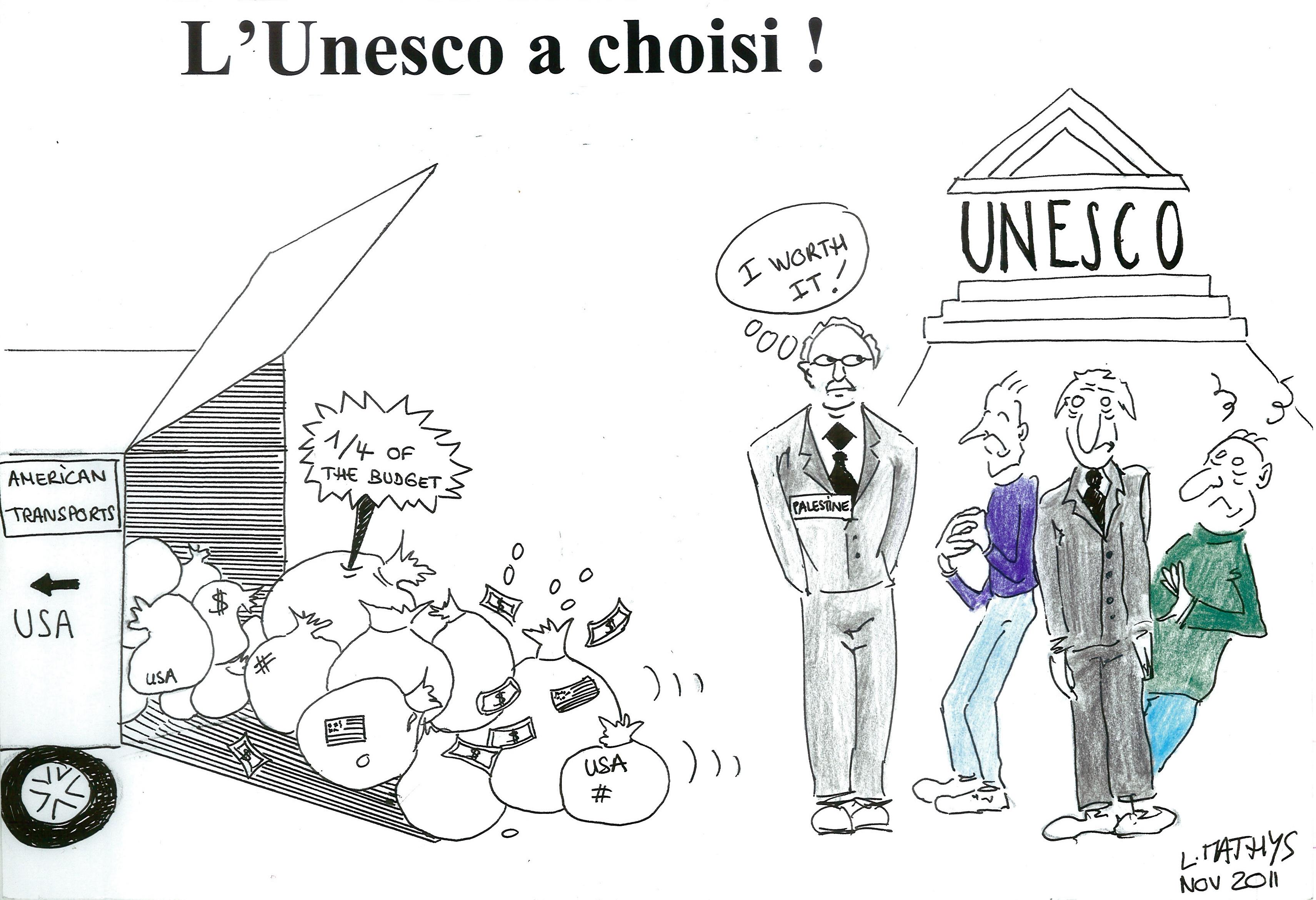 L'Unesco a choisi !