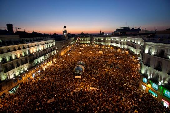 2011, sous le sceau de la révolte