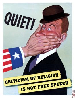 Religions et Etats: la boîte de Pandore ?