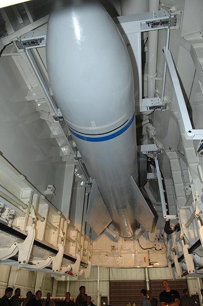 Massive Ordnance Penetrator