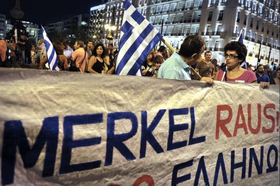 Les peuples de l'euro en crise #3: La Grèce saignée par l'austérité