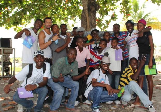 12.01.10: Haïti x Intervention Humanitaire Puissance USA [Épilogue]