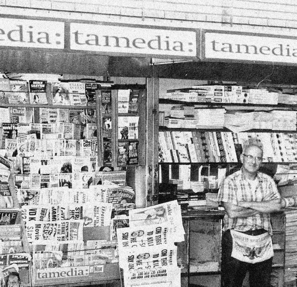 Stand Tamedia