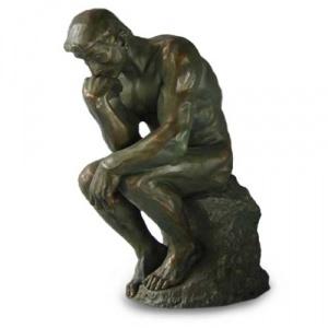 Le Penseur de Rodin. © Artaffaircannes.com