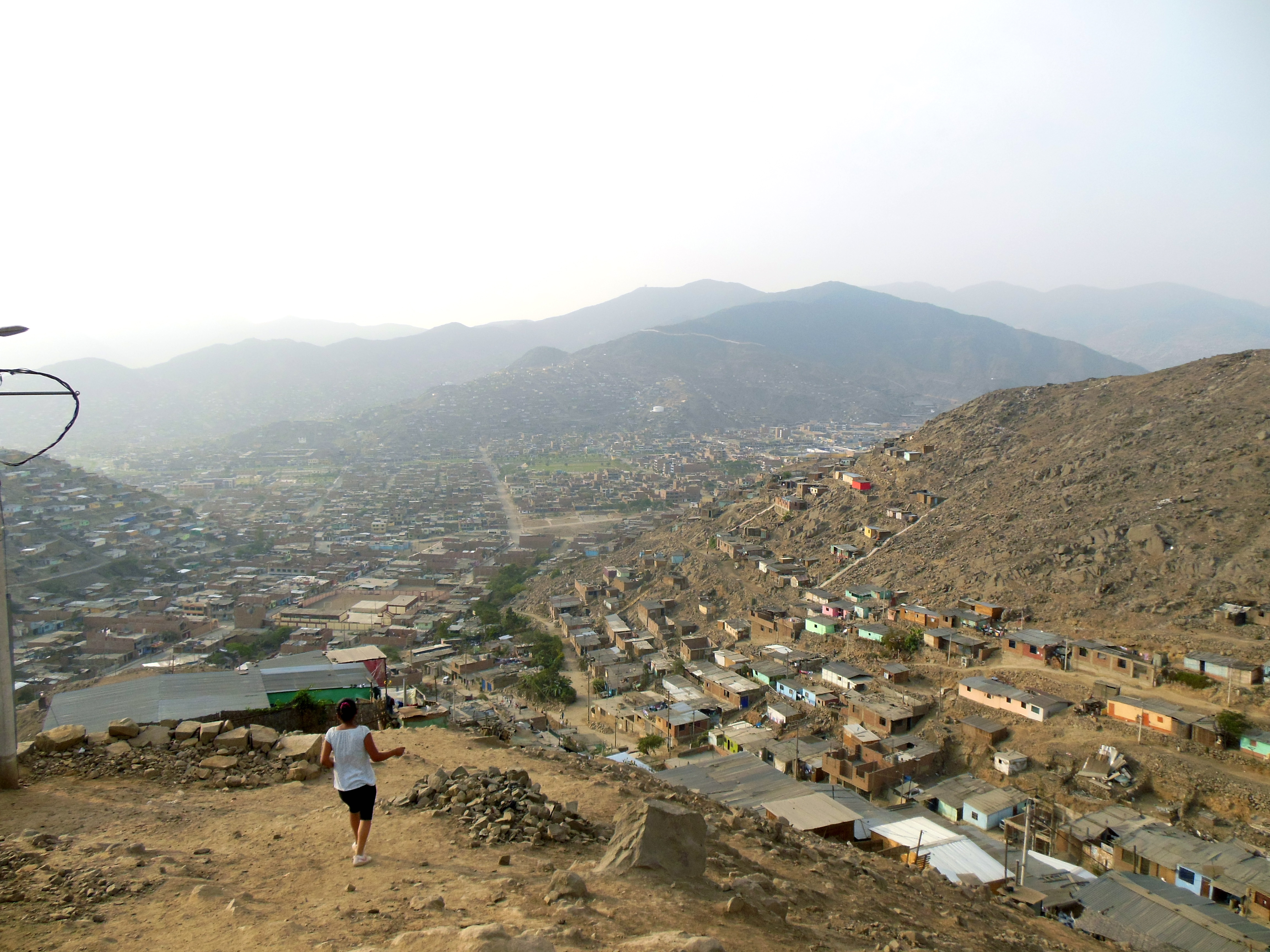 Paysage urbain et inégalités : le cas de Lima