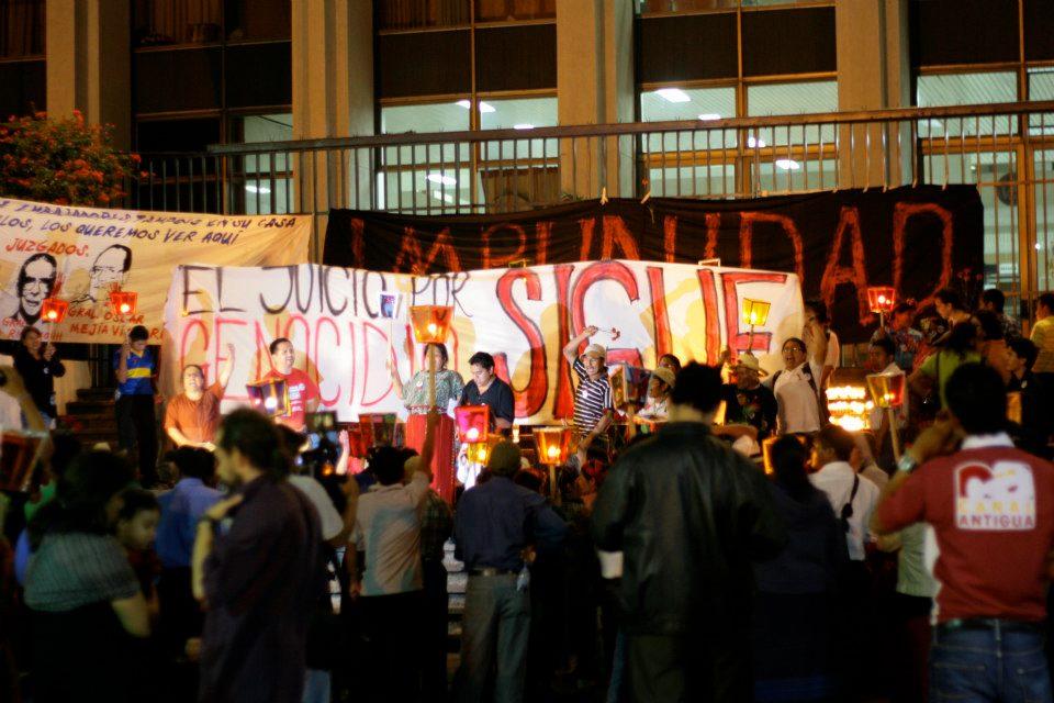 Guatemala – La tension monte autour du procès pour génocide en cours