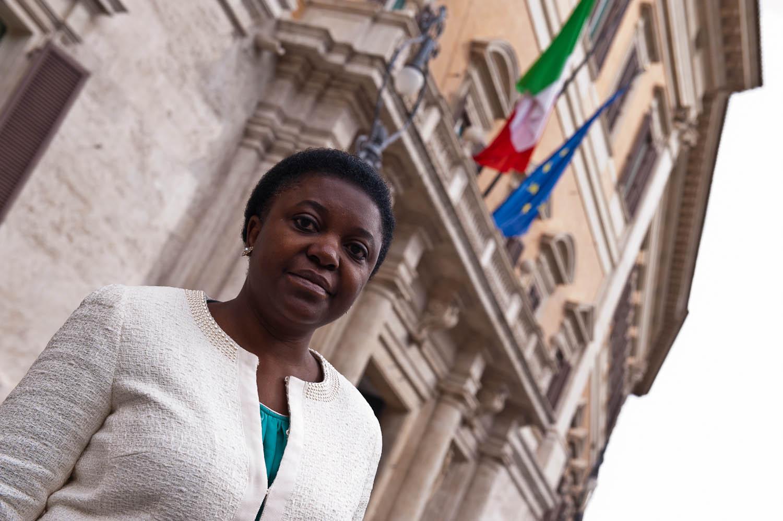 Cécile Kyenge, le nouveau visage d'une Italie multiculturelle?
