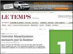 © letemps.ch - mardi 11 juin 2013