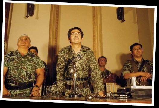 L'histoire de plus de 30 ans d'impunité: Le cas du Guatemala