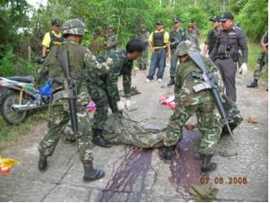 Plus de 5'300 morts en 9 ans – Mise en lumière sur une violente insurrection dissimulée dans l'extrême sud de la Thaïlande