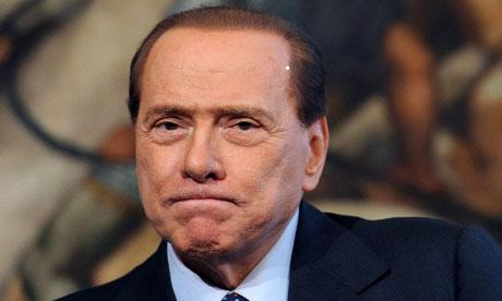 Les féministes envoient Silvio Berlusconi en prison !