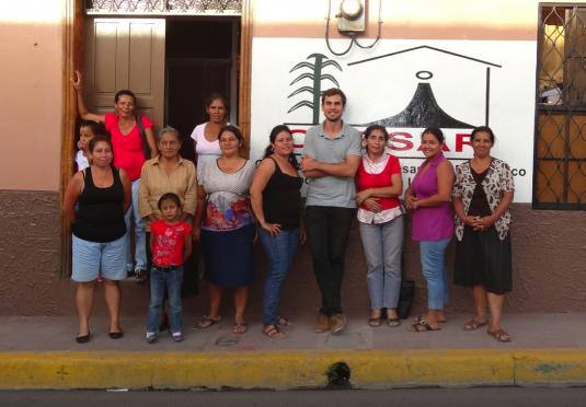 Dernière rencontre chez ODESAR avec les femmes participantes © Diego Prieto Merino