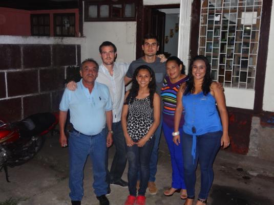 Photo de famille © Diego Prieto Merino