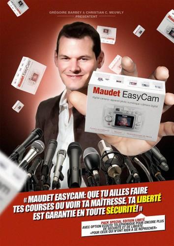 Pierre Maudet et les administrés surveillés