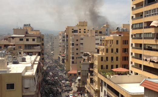 Mon séjour à Beyrouth, au cœur des quartiers du Hezbollah