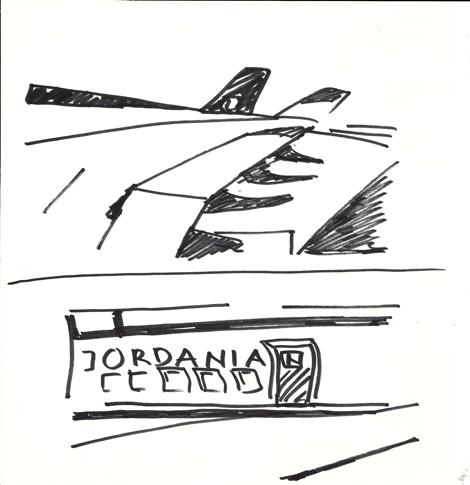 L'avion de May © Doris Tippenhauer