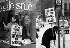 « La fin du monde est proche » - © i.telegraph