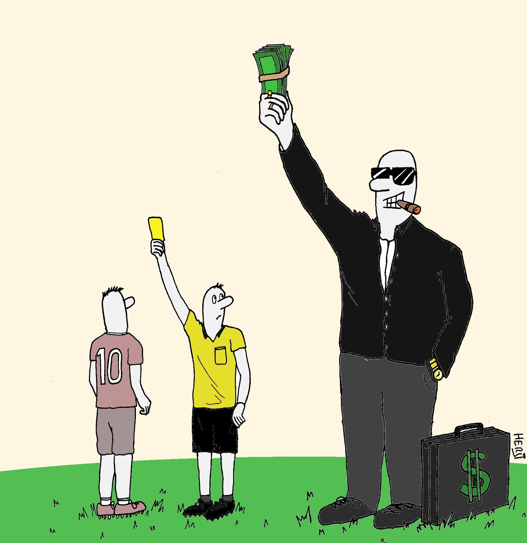 Le foot-business impose ses règles