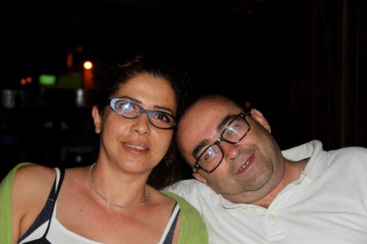 Mayssa et Bassel