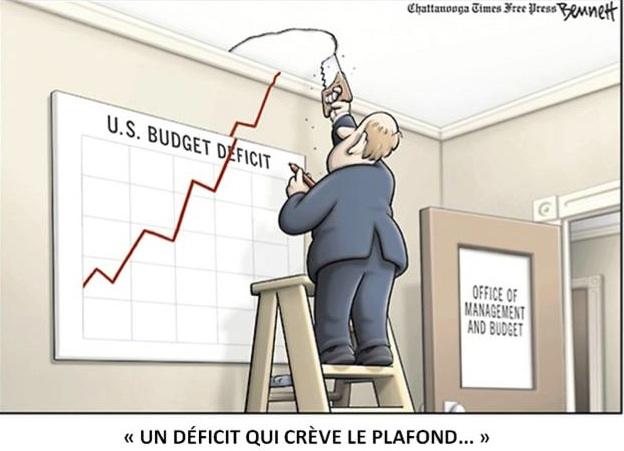 Dette publique américaine : procrastination de l'hécatombe? Partie 1 : Origine et évolution de la dette
