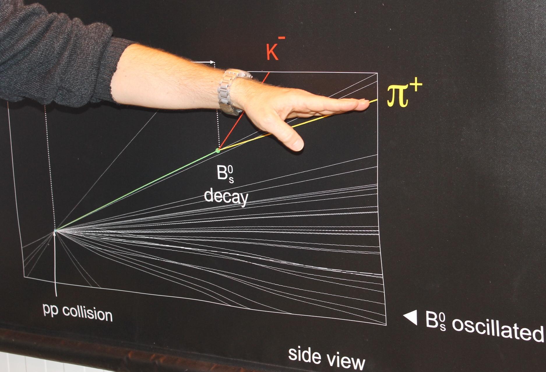 Boson de Higgs : veuillez, svp, ficher la paix à Dieu!