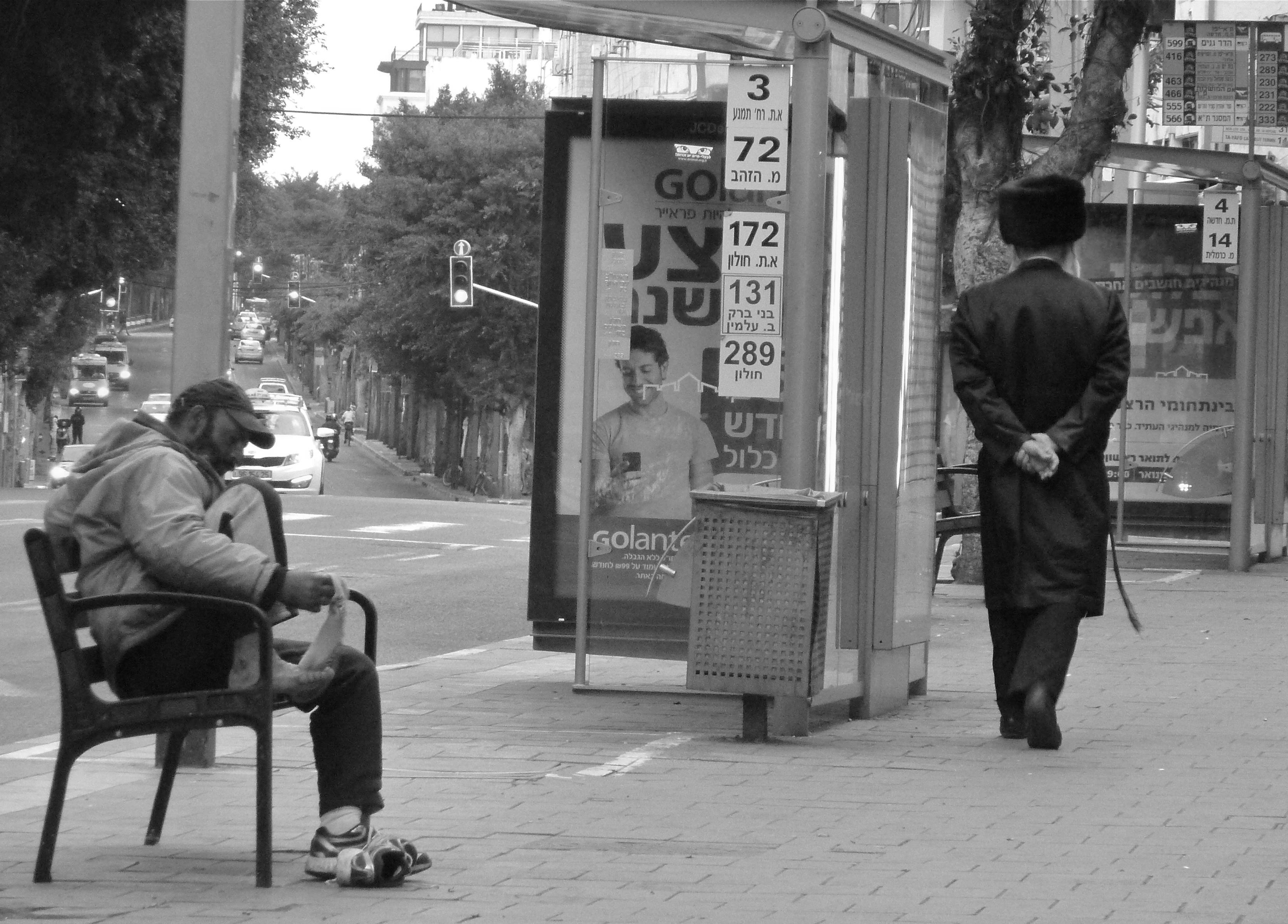 Tel-Aviv shabbatique | Reportage photo