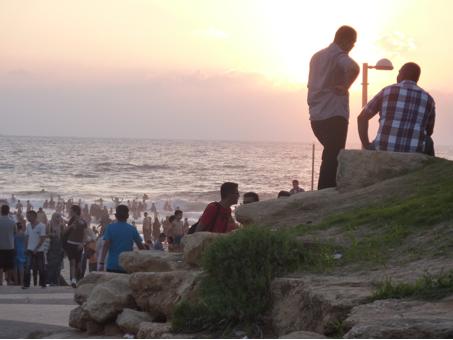 Tel-Aviv ou l'impasse d'un confort