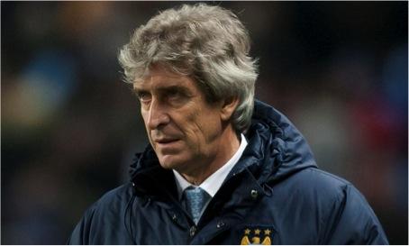 Manuel Pellegrini, le coach chilien de Manchester City © www.guardian.com