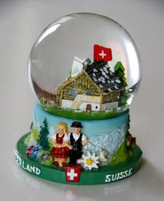 Suisse: tête froide, extrémités chaudes