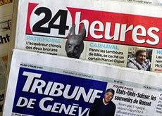 Une colère déplacée : lettre ouverte à Monsieur Pierre Ruetschi, rédacteur en chef de la Tribune de Genève