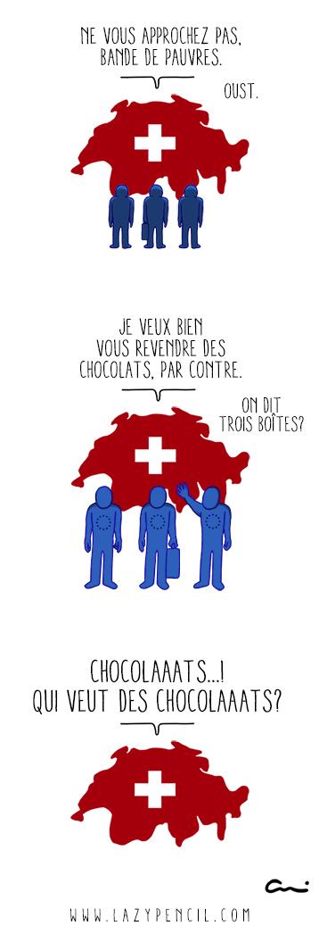 La Suisse vote OUI à l'initiative «contre l'immigration de masse»