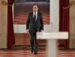 Hollande ou l'optimisme