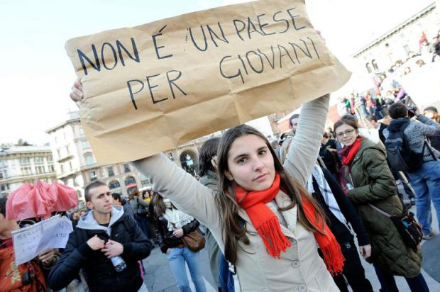 What university dropout says of education in Italy