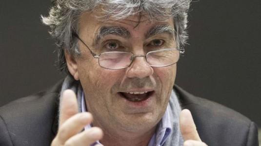Le président de l'EPFL Patrick Aebischer. © www.rts.ch